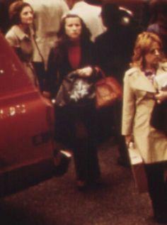 May, 1973 Manhattan street scene, N.Y. City, N.Y.