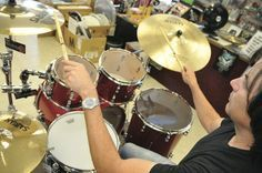 Back To Basics: How To Set Up Your Drums - If you want to avoid injury, sound your best, and get the maximum efficiency and enjoyment out of your playing, you owe it to yourself to start with a properly arranged drum set.…