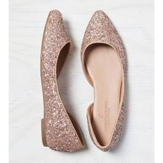 American Eagle Shimmery Flat and other apparel, accessories and trends. Browse and shop 8 related looks.