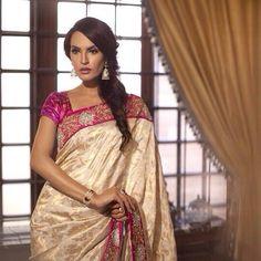 Nadia Hussain makeup   ShaadiWorks
