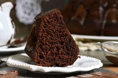 Torta de cacao oscura por Osvaldo Gross:  http://elgour.me/1HNbcHJ #elgourmet #Recetas #Dulces