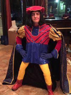 Shrek Costume, Funny Costumes, Costume Shop, Halloween Costumes, Halloween Ideas, Lord Farquaad Costume, Vintage Dresses, Vintage Outfits, Theatre Costumes