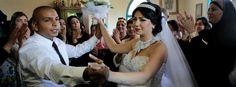 Jüdisch-muslimische Hochzeit im Israel des Jahres 2014: Bräutigam selbstbewusst ausgesucht