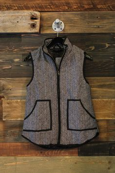 Grab this Pinterest famous vest before it's gone! This will soon be your…