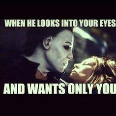 We are coming to the end of this Top 10 Halloween Memes post series! Horror Movies Funny, Horror Movie Characters, Scary Movies, My Funny Valentine, Halloween Movies, Halloween Horror, Halloween Ideas, Dark Beauty, Movie Memes