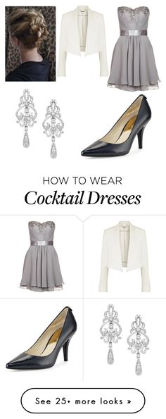 """""""Untitled #8931"""" by veronicahutton on Polyvore featuring Laona, MICHAEL Michael Kors, Chloé and Wrapped In Love"""