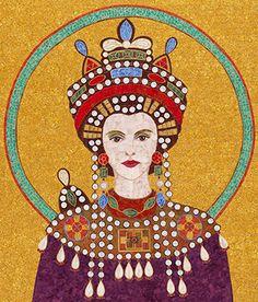 Empress Theodora cropped