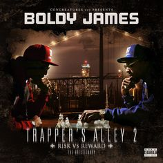 Boldy James – Trapper's Alley 2: Risk vs. Reward (Mixtape)
