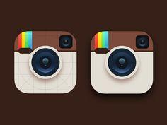 Instagram Icon v2 - iOS7