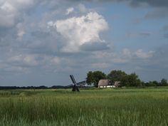 De Weerribben Overijssel. Nederland