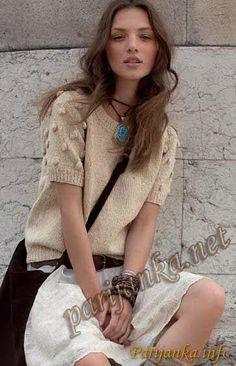 Пуловер (ж) 26*59 PHIL №2176