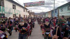 Navidad en Acobamba, Huancavelica, Peru.