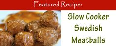 What you'll Need:  2 (12-oz.) jars beef gravy 3 (4-1/2 oz.) jars or cans sliced mushrooms, drained 1 large onion, cut into wedges 1 tbsp. Worcestershire sauce 1/4 tsp. ground allspice 2 (16-oz.) packages frozen meatballs, thawed 1 (8-oz.) carton sour cream 6 cups hot cooked wide noodles Step by Step: In a 4-1/2 or 5 quart slow cooker, combine beef gravy, mushrooms, onion, Worcestershire sauce and allspice. Stir in meatballs. Cover and cook on LOW heat for 5 to 6 hours or on HIGH heat for…