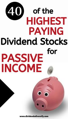 How To Start Dividend Investing With The Highest Paying Dividend Stocks - Dividend Investing, Dividend Stocks, Stock Market Investing, Finance Blog, Finance Tips, Investing Money, Saving Money, Budgeting Finances, Money Matters