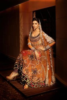 Deepika! I think she is the most beautiful of the younger actresses today.