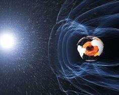 ЕКА выпустило карту литосферного магнитного поля Земли в высоком разрешении