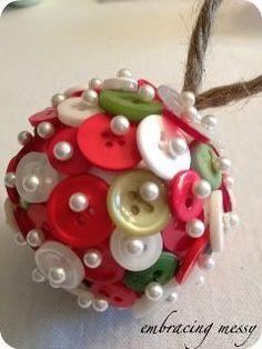 30 Kid-Friendly Handmade Christmas Ornaments - Suburble