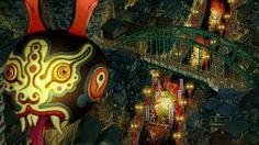 Ilustracion conceptual para la pelicula de Ao no EXoscist, basada en la idea original de Katou Kazue.
