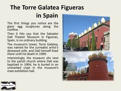 The Torre Galatea Figueras in Spain