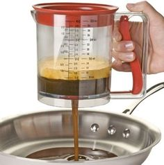 Amazon.com: Amco Swing-A-Way Easy Release Grease Separator: Kitchen & Dining
