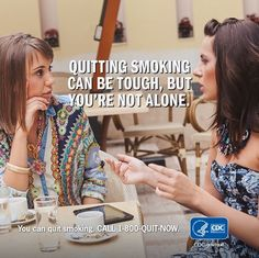 Tag or share with a loved one who is trying to quit smoking. Your support can be a huge help as they work to become smokefree.