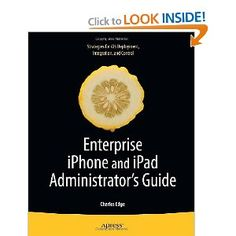 My book on iOS Enterprise Integrations