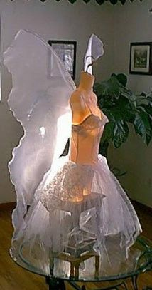 Renaissance Festival , Wedding Fairy wings. Custom made to order. Don't these look like they'd be fun!