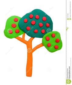 Árvore Da Argila Da Massa De Modelar - Baixe conteúdos de Alta Qualidade entre mais de 47 Milhões de Fotos de Stock, Imagens e Vectores. Registe-se GRATUITAMENTE hoje. Imagem: 44767564