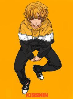 Anime Demon, Manga Anime, Anime Art, Demon Slayer, Slayer Anime, Fanarts Anime, Anime Characters, Fictional Characters, Theme Anime