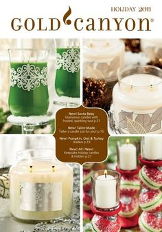 Gold Canyon Candles- my favorite candles of all Best Candles, Pillar Candles, Gold Canyon Candles, Happy Everything, Candels, Party Lights, Birthday Candles, Birthday Cake, Christmas Time