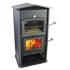 Features:  -Perfect from chickens, casseroles and pizzas.  -Appealing outdoor styling and long lasting durable finish.  -Can be used as an Indoor oven when vented to outside.  -Integrated bottom cookw