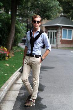 Male Fashion Blog