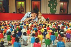 I have always loved Playmobil.