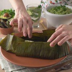 Raw Food Recipes, Seafood Recipes, Mexican Food Recipes, Cooking Recipes, Healthy Recipes, Tasty Videos, Food Videos, Buzzfeed Tasty, Tiny Food
