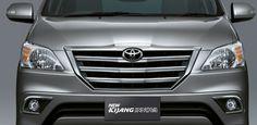 new Kijang Innova New V Bensin & Diesel Exterior  4