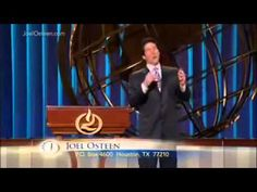 Joel Osteen Sudden Burst from Gods Favor