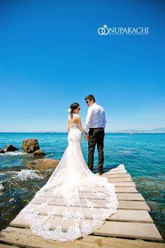 Hè này đi ra biển chụp hình cưới thôi
