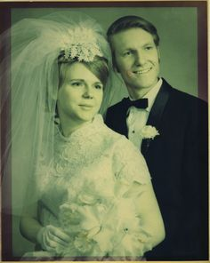 Your faded wedding photograph restored back to life....