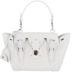 61742cbe0d Ralph Lauren Patent Leather Mini Ricky Bag