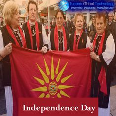Happy #IndependenceDay in #Republic of #Macedonia