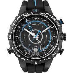 Timex Men's T49859 Intelligent Quartz Adventure Series Tide Temp Compass Watch | Overstock™ Shopping - Big Discounts on Timex Timex Men's Watches