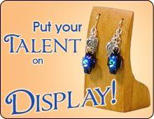 Earring & Jewelry displays