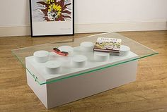 The Ogle Coffee Table. Ogle? You mean LEGO. And I must have one. By Gary  Moore Furniture.