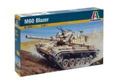M60 Blazer scala 1:35