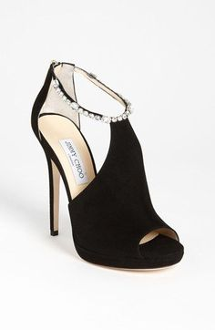 Jimmy Choo Crystral Strap Bootie available at #Nordstrom