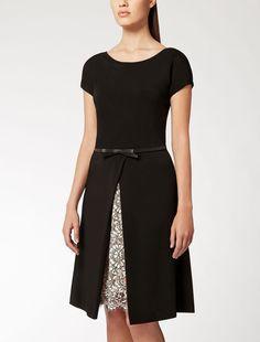 Viscose Jersey Knit Dress - Max Mara Studio