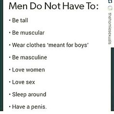 Dear FTM people, If these things apply to you, And people bully you because of this, please remember that you are special, no matter what anyone tells you Trans Boys, Trans Man, Elle Lawliet, Transgender Ftm, Gender Roles, Gay, Intersectional Feminism, Lgbt Community, My Guy