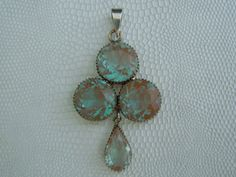 Large Edwardian Saphiret Pendant c1910... can someone buy this for me!
