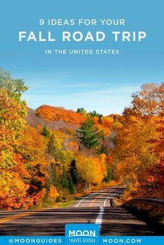 Red and gold foliage, leaves crunching under your feet, and a cold nip to the air...fall is here! It's time to hit the road to explore the autumnal beauty of these USA travel destinations.