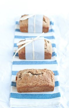 Desserts for Breakfast: Vegan Banana Walnut Bread